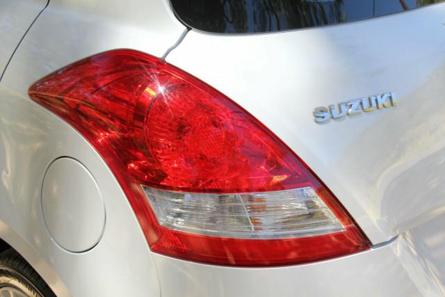 2014 Suzuki Swift FZ MY14 Sport Hatchback