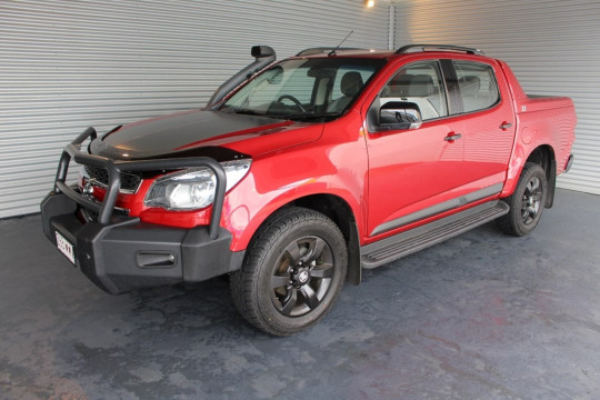 Holden Colorado Z71 RG MY16