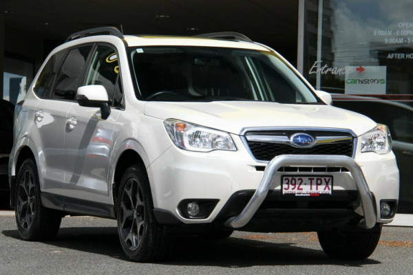 Subaru Forester 2.0D-S AWD S4 MY13