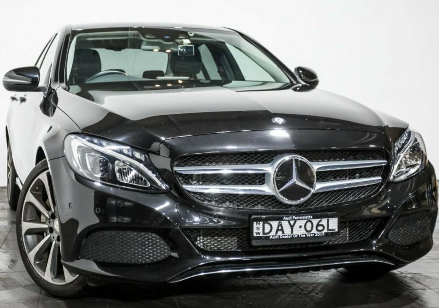 Print 2015 Mercedes Benz C250 7g Tronic Prestige Auto
