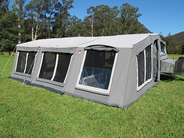 Maven Soft Top Camper Trailer