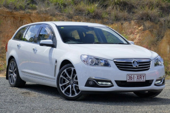 Holden Calais V Sportwagon VF II MY16