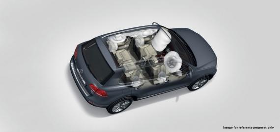 Touareg Airbags