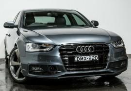 Audi A4 S tronic quattro B8 8K MY13