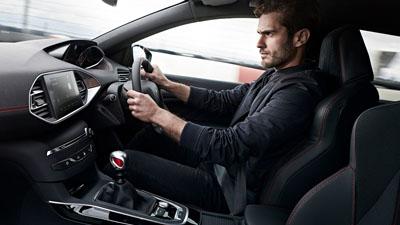 308 GTi Awaken Your Instinct