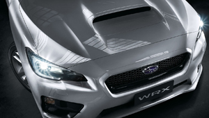 WRX Instantly Recognisable