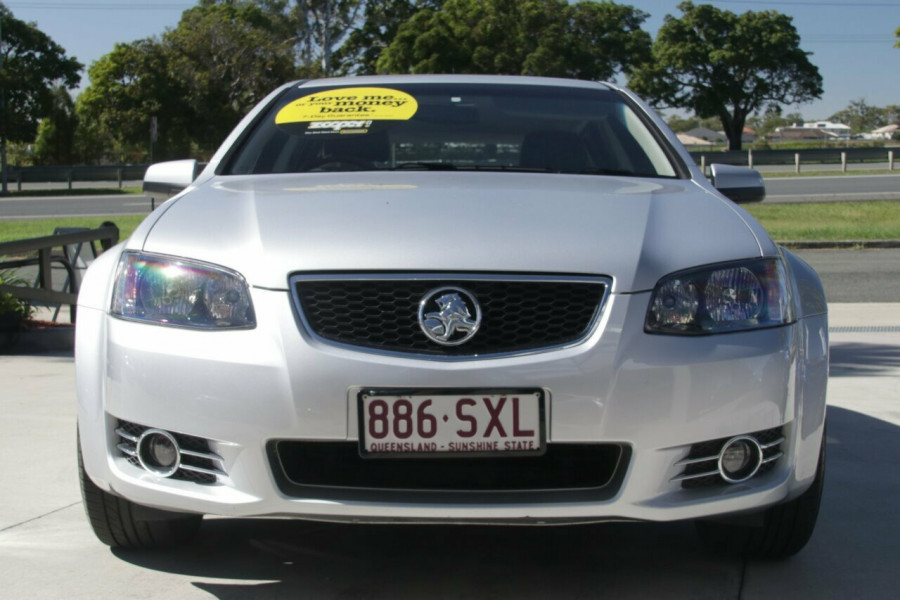2012 MY12.5 Holden Commodore VE II MY12.5 Z Series Sportwagon Wagon