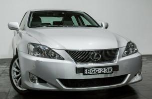 Lexus IS250 Sports Luxury GSE20R
