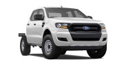 New 4x4 XL Double Cab Chassis 3.2L