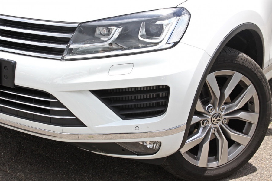 2016 Volkswagen Touareg 7P V6 TDI Wagon