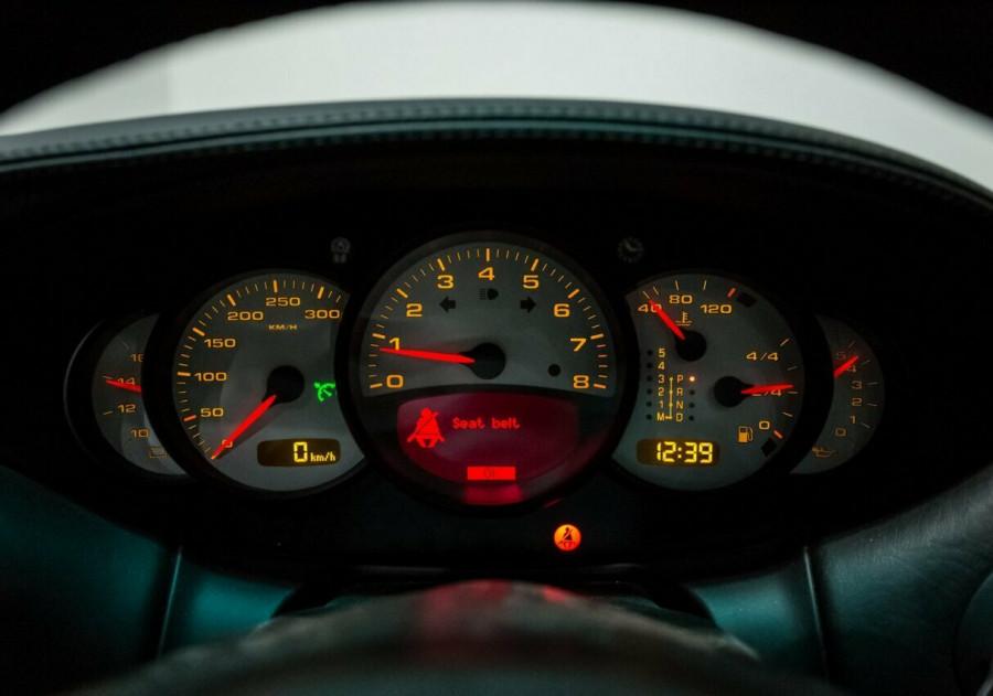 2005 MY04 Porsche 911 Carrera 996 MY04 4S AWD Coupe