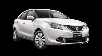 New Suzuki Baleno