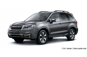 Subaru Forester Touring Wagon Special Edition S4