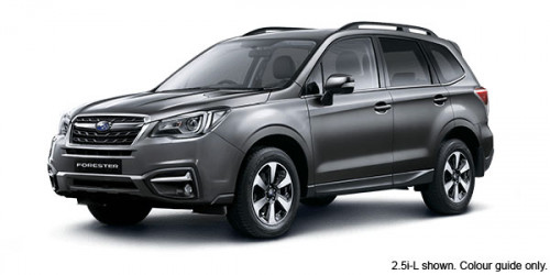 2017 MY Subaru Forester S4 Touring Wagon Special Edition Wagon