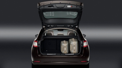 508 Touring Boot Space