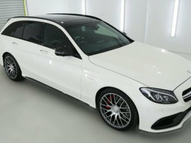 Mercedes-Benz C63 AMG S205 807MY