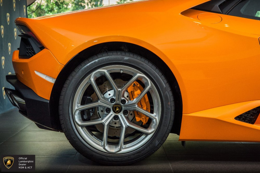 2016 Lamborghini Huracan Lp580 2 Coupe For Sale In Sydney Autosports Group