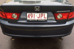2006 Honda Accord Euro CL  Luxury Sedan