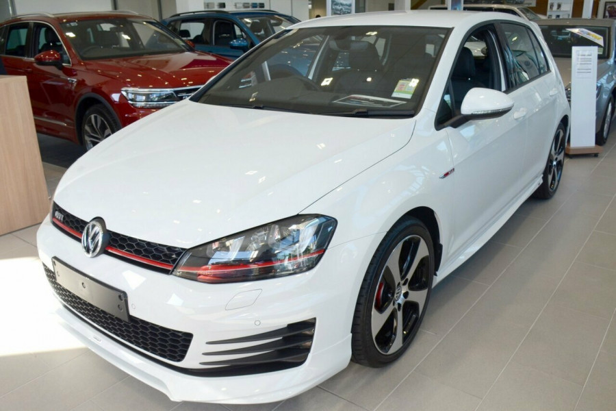 2016 MY17 Volkswagen Golf 7 GTI Hatchback