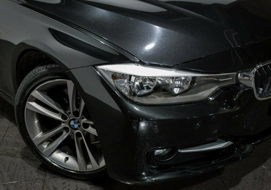 2012 BMW 328I F30 Sedan