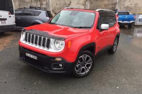 Jeep Renegade Limited BU