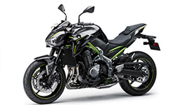 Z900 Exciting In-Line Four Engine