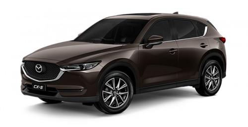 2017 Mazda CX-5 KF GT Wagon