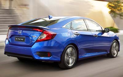 Civic Sedan Exterior design