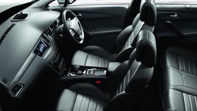 508 Touring Interior Comfort