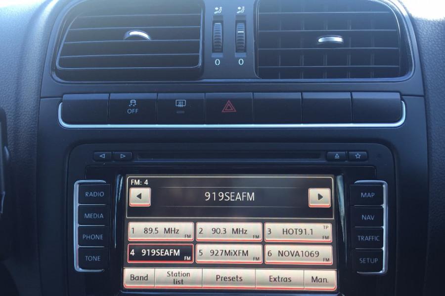 2013 MY14 Volkswagen Polo 6R Trendline Hatchback