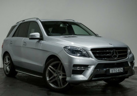 Mercedes-Benz ML350 BlueTEC 7G-Tronic + W166