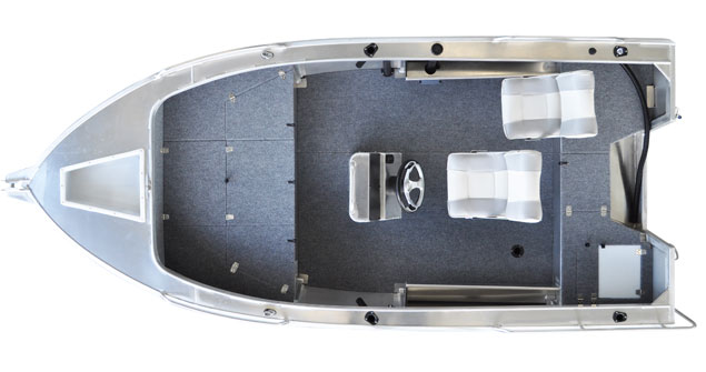 449 Outlaw Centre Console Specifications