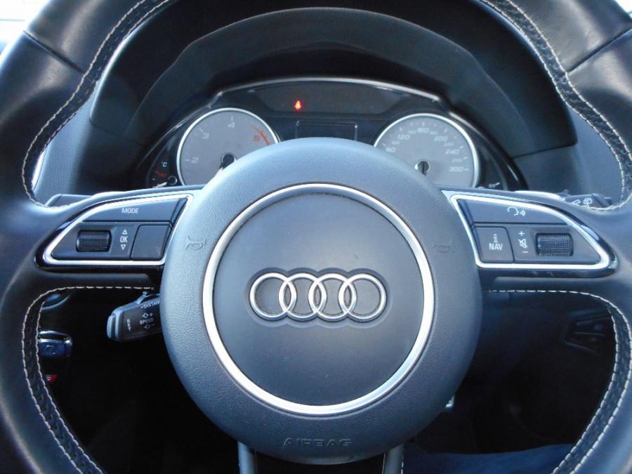 2016 Audi Sq5 8R  TDI Wagon
