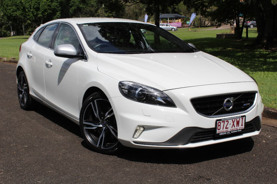 2015 Volvo V40 M My15 Hatchback For Sale In Nambour