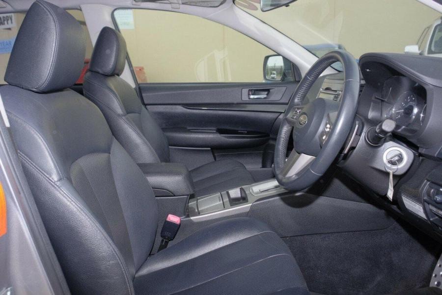2010 Subaru Liberty B5  2.5i Premium Wagon