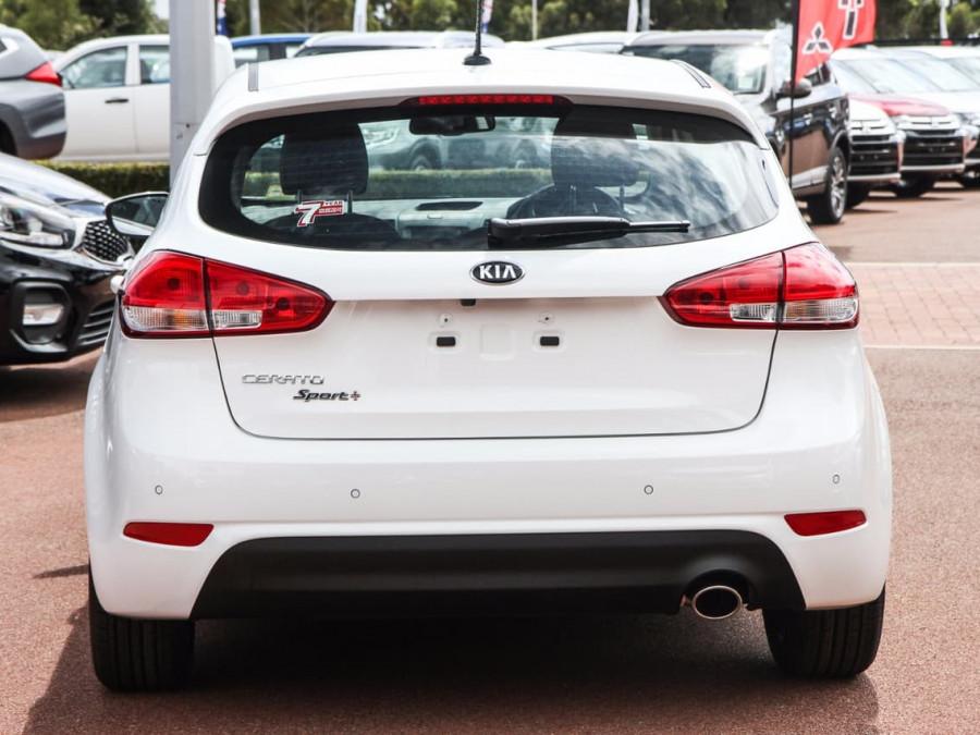2017 MY18 Kia Cerato Hatch YD Sport + Hatchback