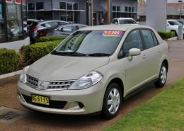 Nissan Tiida ST Used C11 S3