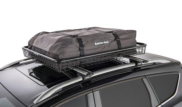 Rhino-Rack Steel Mesh Luggage Carrier - Medium