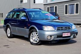 Subaru Outback Limited B3A