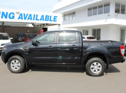 2015 Ford Ranger PX XL Cab chassis - dual cab
