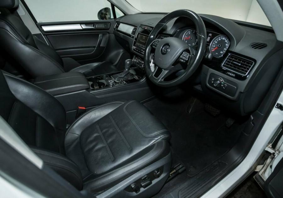 2014 Volkswagen Touareg 7P MY14 150TDI Tiptronic 4MOTION Wagon