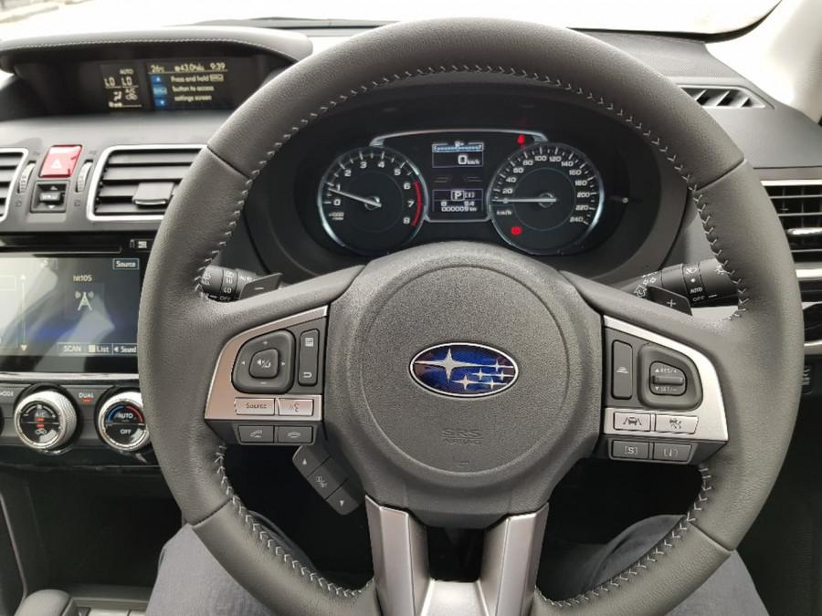 2018 Subaru Forester S4 2.5i-S Wagon