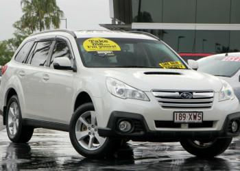 Subaru Outback 2.0D Lineartronic AWD Premium B5A MY13