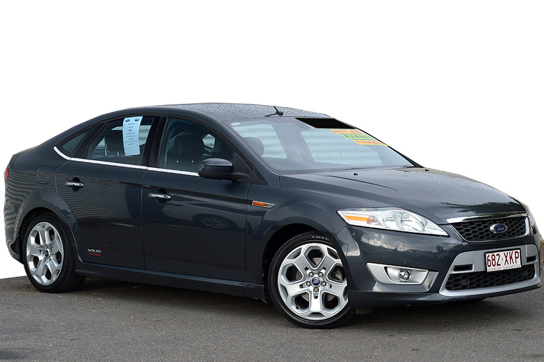 2008 Ford Mondeo MA XR5 TURBO Hatchback