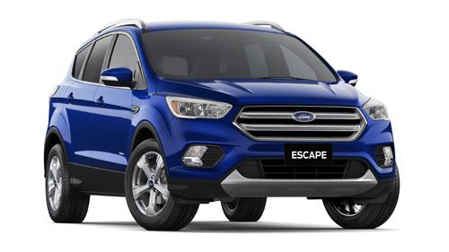 2017 MY.5 Ford Escape ZG Trend AWD Wagon