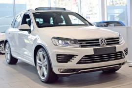 Volkswagen Touareg V8 TDI R-Line 7P