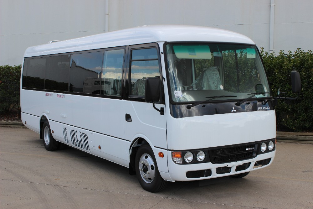 New 2017 Fuso Rosa Deluxe 25 Seater Bus For Sale In