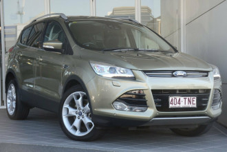 Ford Kuga Titanium PwrShift AWD TF