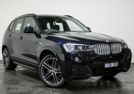 BMW X3 xDrive30d Steptronic F25 LCI