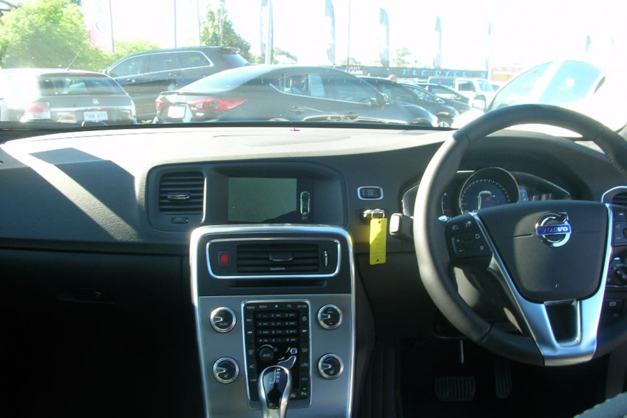 2016 MY17 Volvo S60 F Series  T4 T4 - Kinetic Sedan